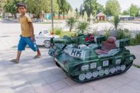 Tank, Hisor