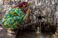 Žíznivá žena, Hisor