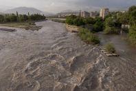 Varzob River, Dushanbe
