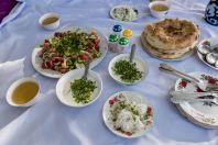 Dinner, Nur-i-Vakhs