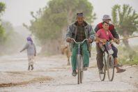 Cyclists, Teshiktosh