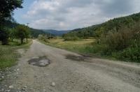 Lokalita v CHKO Východné Karpaty