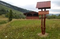 Lokalita v CHKO Východné Karpaty.
